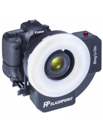 Flashpoint Ring Li-On Ringlight