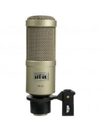 Heil PR40 mic