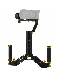 Ikan DS2-A Gimbal with FHS Dual-Grip