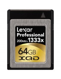 Lexar Pro 64GB XQD Memory card