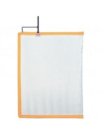 Matthews 18x24 scrim - Artificial silk, white