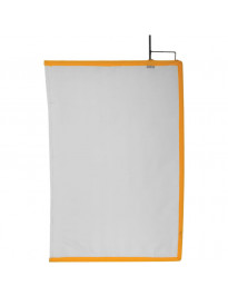 Matthews - 24x36 scrim - Artificial silk, white