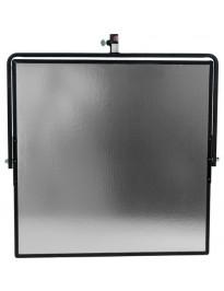 """Matthews Aluminum Hand Reflector - 24x24"""""""