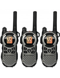 Motorola MT352TPR Talkabout FRS Radio - set of 3