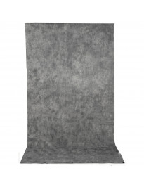 Muslin Backdrop - Dappled Grey (10x12 ft)