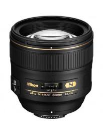 Nikon 85mm f/1.4G AF-S