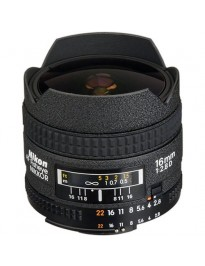 Used For Sale - Nikon Nikkor 16mm f/2.8D Fisheye - x1532