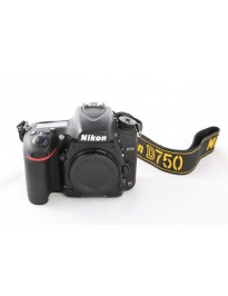 Used For Sale - Nikon D750 FX DSLR body - x1842