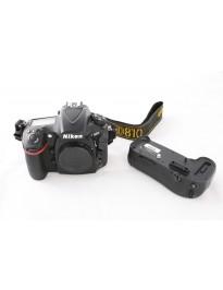 Used For Sale - Nikon D810 FX DSLR body - x0471