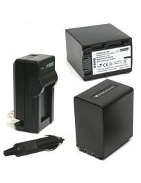 NP-FV100 Battery Kit for Sony