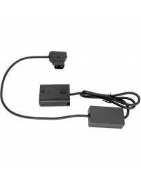 Sony NP-FW50 P-Tap Power Supply Adapter