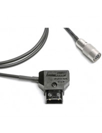 P-tap to SmallHD DP7 Power Cable