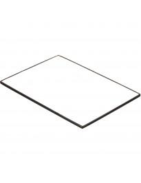 "Tiffen 4 x 5.65"" Black Pro Mist Filter - 1/4"