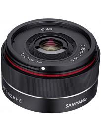 Samyang FE 35mm f/2.8 lens