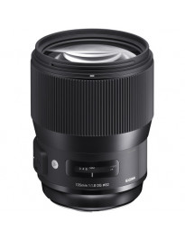 Sigma 135mm f/1.8 DG Art (Canon mount)