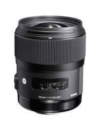 Sigma 35mm f/1.4 DG HSM (Canon mount)