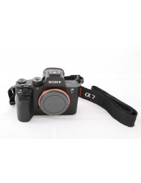 Used For Sale - Sony A7r II Mirrorless body - x5635