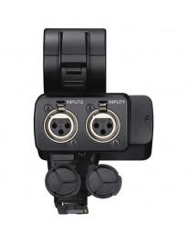 Sony XLR-K2M XLR Adapter with Shotgun Microphone