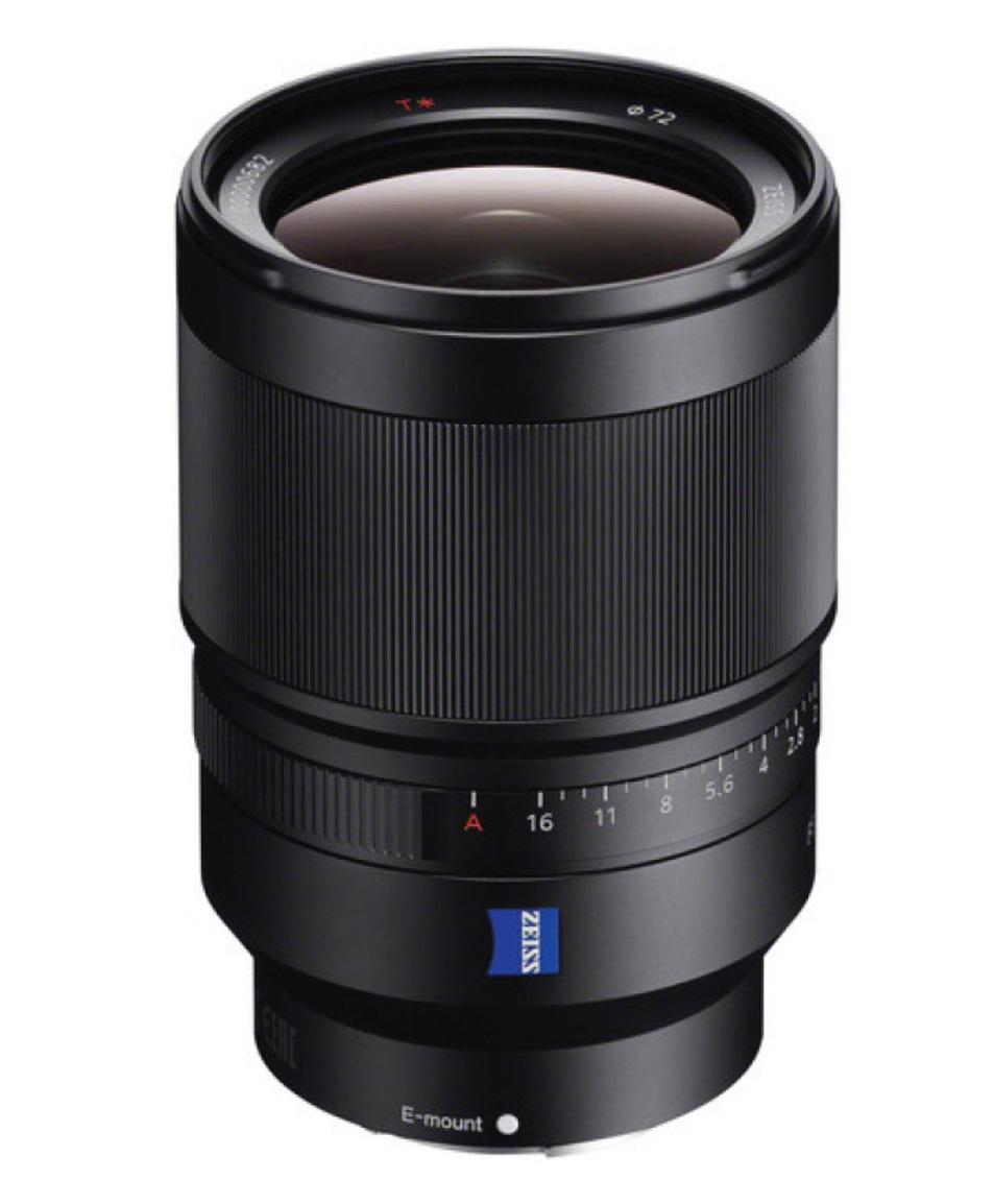 Sony Zeiss FE 35mm f/1.4 ZA