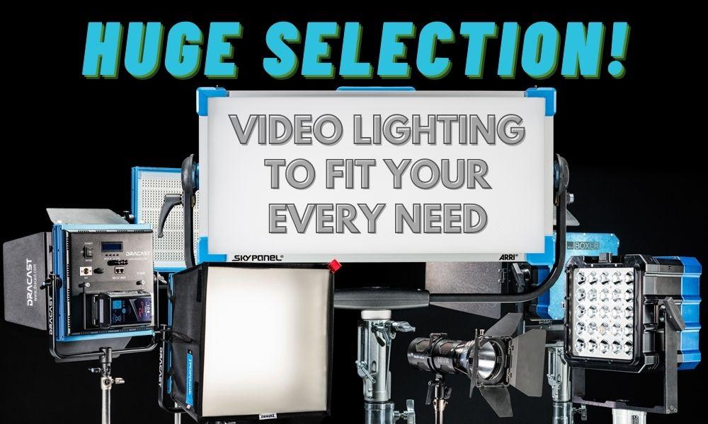 Rent LED Video Lighting